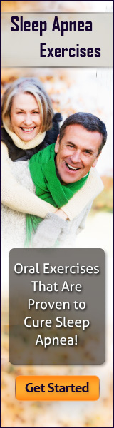 Exercises to help you cure your sleep apnea